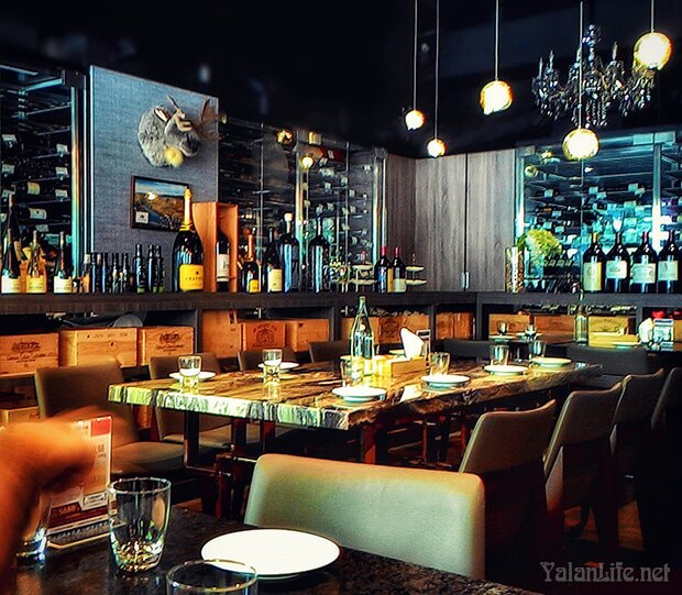 Taipei Life Wine Bar food Romanticism Yalan雅岚 黑摄会